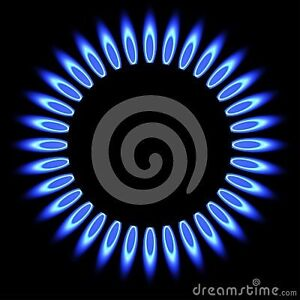 Gas line installation available for stoves