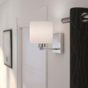 Carswell 1-Light Wall Sconce by Latitude Run NEW