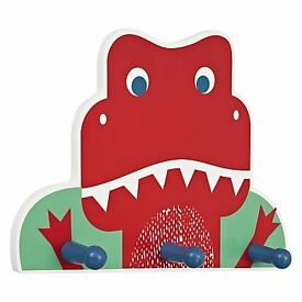 Little home at john lewis dino was here wall hanger