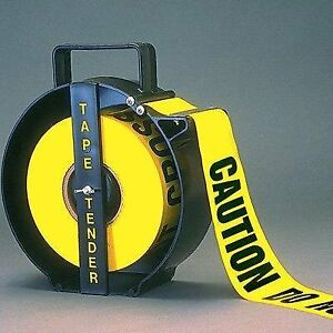 TAPE TENDER Polypropylene Barricade Tape Dispenser