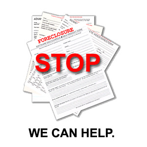 WE HELP FAMILIES FACING FORECLOSURE AND SAVE THEIR CREDIT!
