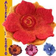 Filzblüte