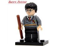 Harry Potter Mini Figures, NEW, Voldemort, Severus Snape, Hermione. Lego compatible