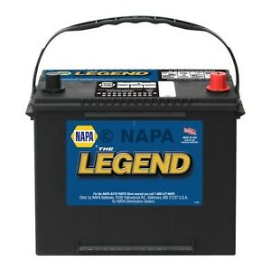 Like new NAPA LEGEND battery for sale, receipt, warranty. $160.