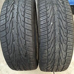 205/65R15 Set of 2 Michelin Used Free Inst.&Bal.75%Tread Left
