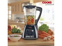 Cooks Professional Black Premium Automatic Multifunctional