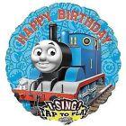 Birthday Thomas the Tank Engine Party Foil Balloons