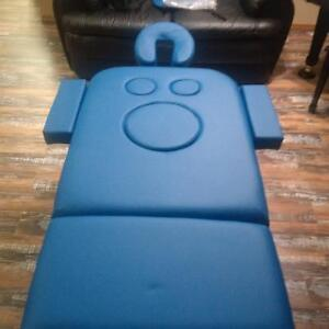 3 Section Portable Massage Table **BRAND NEW**