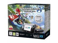 Nintendo Wii U Deluxe Mario Kart 8 Bundle - Boxed