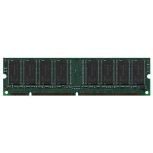 128MB 168p PC133 CL3 8c 16x8 SDRAM DIMM T018 LOW PROFILE MICRON