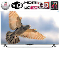 TV LG 55 PO TÉLÉVISEUR ULTRA HD SMART 3D  4K  MODEL 2015  SLIM