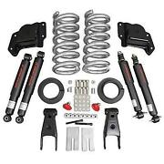Chevy Silverado lowering Kit