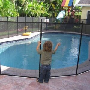 POOL SAFETY FENCE - best price guarantee WINDSOR'S #1 installer