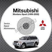 Mitsubishi Montero Sports Manual