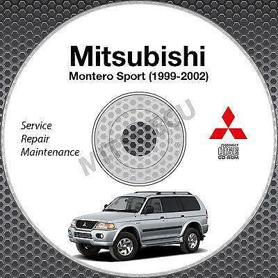 montero repair manual mitsubishi montero sports manual