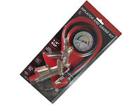 Inflator and gauge kit -- Never been used