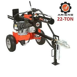 USED ARIENS 22 TON GAS LOG SPLITTER 917011 242823390 SUBARU ENGINE