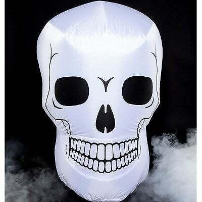 Indoor/Outdoor Halloween Inflatable 3ft Skull w