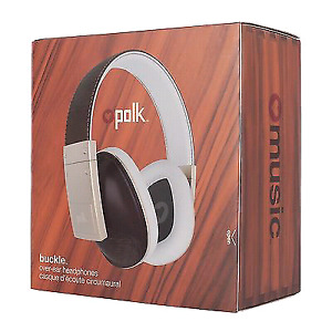 Brand new never opened Polk Audio headphones