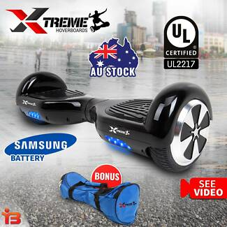 Buy New Self Balancing Hoverboard Electric Black 2 Wheel Scooter