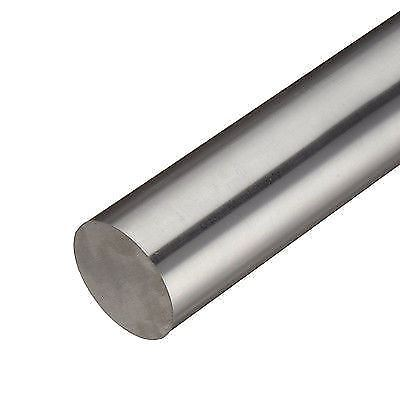 X-750 Inconel Round Rod Diameter 1.250 1-14 Inch Length 21 Inches