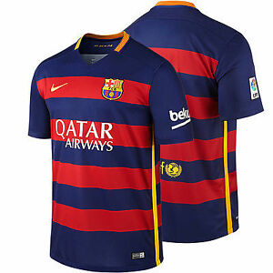 FC Barcelona, Match Home jerseys 2016 Messi 10, Neymar JR 11