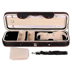 BRAND NEW FULL SIZE OBLONG CANVASS VIOLIN CASE