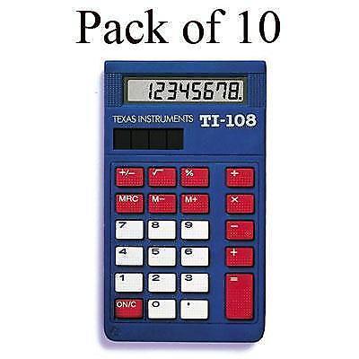 Texas Instruments TI-108 Calculator