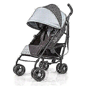 Brand new in the box Summer infant 3D one convenience stroller