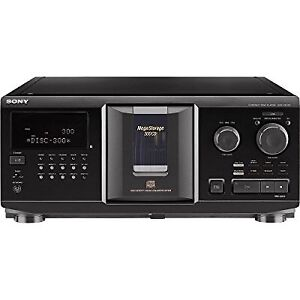 Sony 300 multi disc CD player