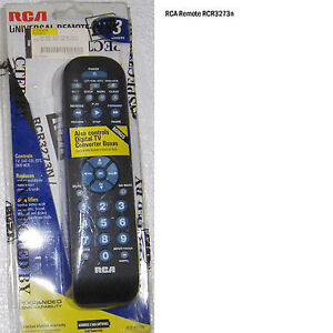 3 device universal remote & DVR functions for satellite & cable