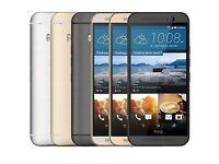 HTC One M9 32GB - Unlocked SIM Free Smartphone GRADED