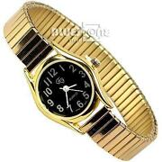 Ladies Gold Band Watches