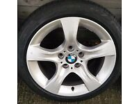 """Wanted 1 x 17"""" BMW Alloy Wheel Style 339 6791479"""