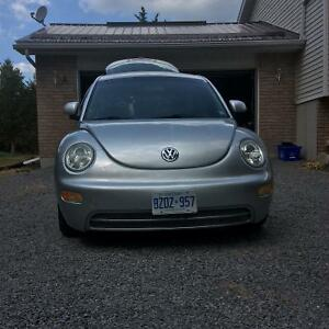 2000 Volkswagen Beetle Coupe (2 door)