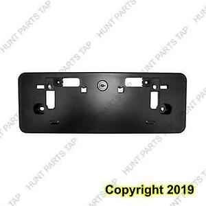 License Plate Bracket Front With Sport Package Lexus IS350 2014-2017