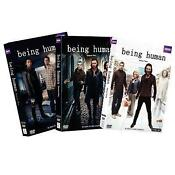 Being Human Season 2 DVD