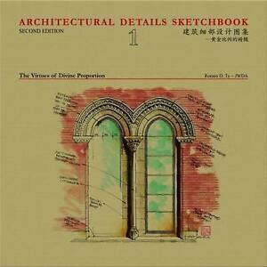 Architectural Details Sketchbook