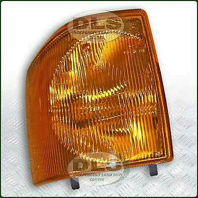 RH Front Indicator Lamp Land Rover Discovery 1 VIN MA081992 on (XBD1 (XBD100760)