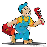 looking for a plumber