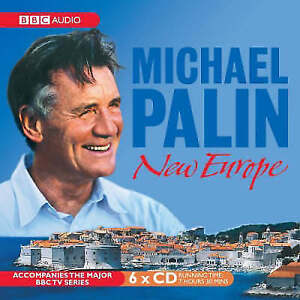 New Europe - Michael Palin 6CD AUDIO BOOK NEW