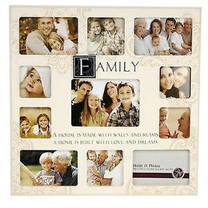 Family Photo Frame Ebay