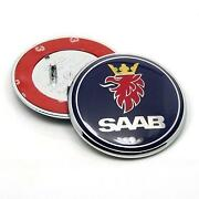 Saab 9-5 Bonnet Badge