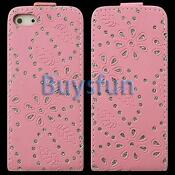 Pink Bling iPhone 5 Case