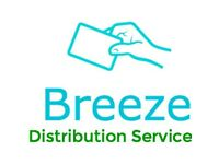 Cash in hand work for Leaftlet distributors Job