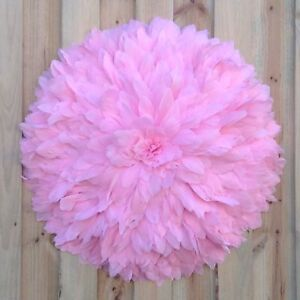 Pink juju hat wall decoration Cremorne Point North Sydney Area Preview