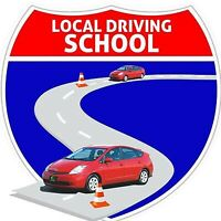 Driver instructor available