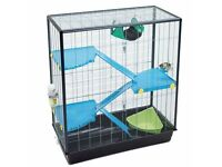 Rat Breeding Cage