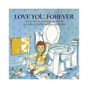 YOU LOVE MUNSCH FOREVER ROBERT