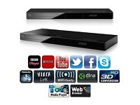 Panasonic blu Ray player DMBDT 130